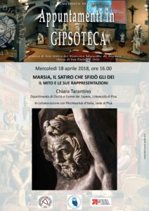 Locandina Marsia, il satiro che sfidò gli dèi