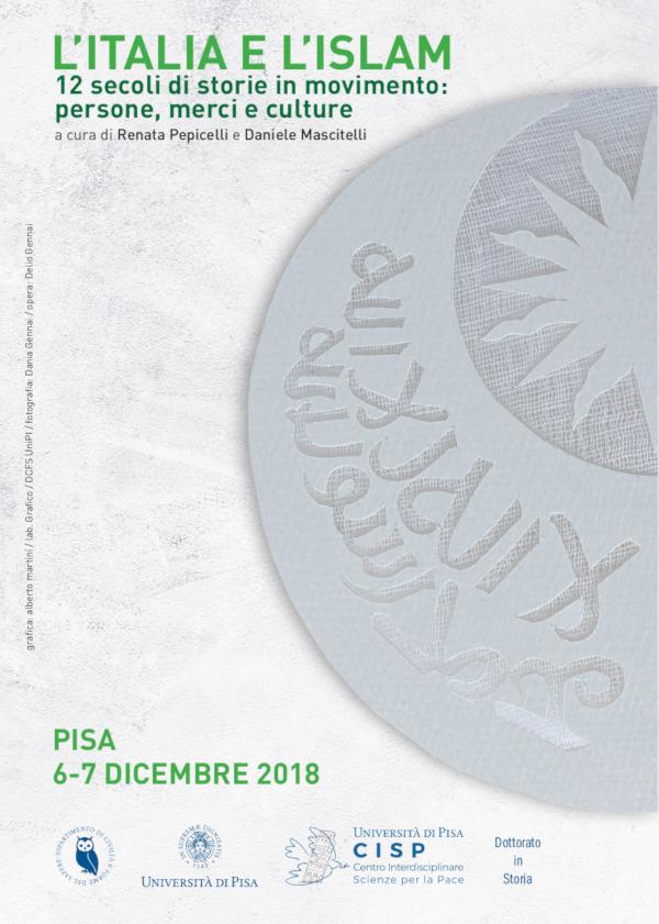 Poster convegno L'Italia e l'Islam
