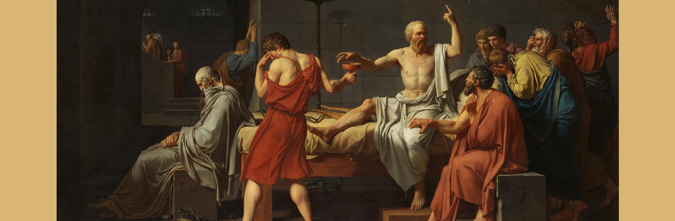 david-death-socrates