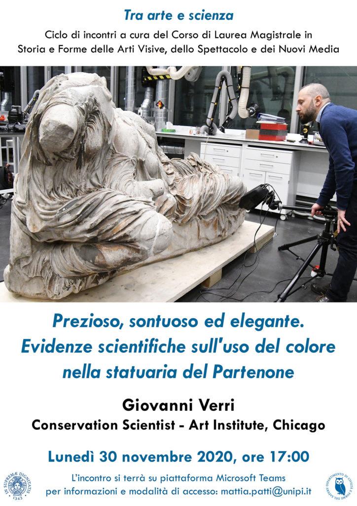 Seminario Giovanni Verri 30 novembre 2020
