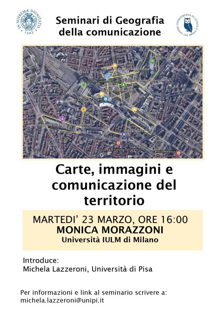 seminario morazzoni 23 marzo
