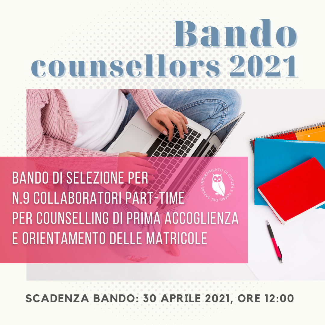 bando counsellors 2021