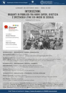 seminario intersezioni PRIN